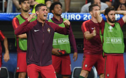 Ronaldo đã nói gì trong phòng thay đồ, sau khi vô địch EURO 2016?