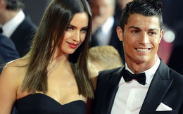 Irina Shayk đã ở đâu trong thành công của Ronaldo?