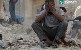 Mạng lưới bí mật cứu người dân Syria khỏi không kích của Nga