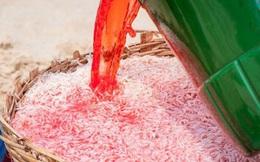Kết quả kiểm nghiệm: Phẩm màu nhuộm ruốc ở Phú Yên có độc
