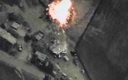 Nga không kích cường độ cao tại Syria ngay lúc đàm phán hòa bình
