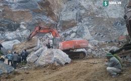 Đang tìm kiếm 3 người bị vùi dưới lớp đất đá ở Quảng Ninh