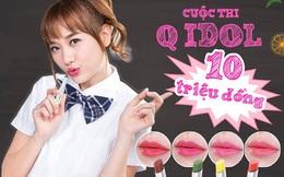 """Hari Won bật mí """"chiêu"""" chinh phục cuộc thi Q Idol"""