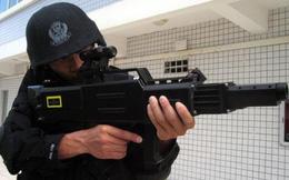 Sĩ quan Mỹ bị mù sau khi súng laser tấn công