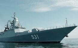 Hải quân Việt Nam: Tối ưu cùng tàu hộ vệ tên lửa tàng hình Tiger?