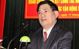 Giới thiệu Bí thư Tỉnh ủy Nghệ An làm Tổng kiểm toán Nhà nước