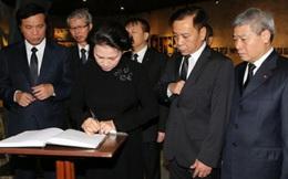 Đoàn Việt Nam là đoàn quốc tế đầu tiên tới Cuba viếng lãnh tụ Fidel Castro