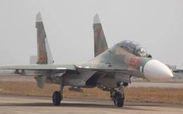 Việt Nam tự lực nâng cấp Su-27 lên chuẩn Su-30MK2?