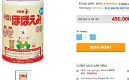 """Đường đi của sữa Meiji """"chính hãng siêu rẻ"""" từ Nhật Bản đến tay các mẹ bỉm sữa Việt Nam"""
