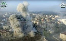 Thổ Nhĩ Kỳ bắn trúng 71 mục tiêu IS tại Syria trong vòng 24 giờ