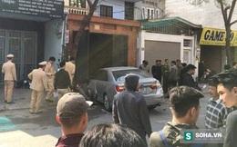 Cô gái trẻ hoảng hốt trên xe Camry gây tai nạn làm 3 người chết