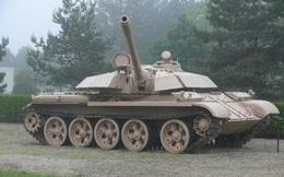 """Sống sót sau khi """"dính"""" 4 tên lửa Milan, xe tăng T-55 nâng cấp của Iraq có gì đặc biệt?"""