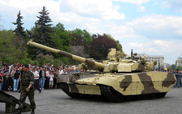 Xe tăng T-84 Oplot của Ukraine bị chê kém chất lượng