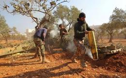Syria: Phiến quân dùng khí độc tấn công Học viện Quân sự Assad