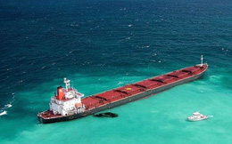 Australia phạt tàu Trung Quốc gần 30 triệu USD vì phá hoại san hô