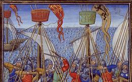 Bóng ma thần thánh - Tàu chiến dũng mãnh của Vua Henry V