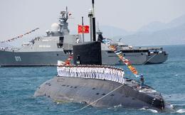 """Việt Nam đã """"chốt"""" ít nhất 12 kíp tàu ngầm Kilo"""