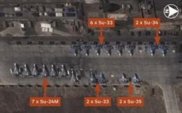 Tàu sân bay Kuznetsov đang chết lâm sàng ngoài khơi Syria?