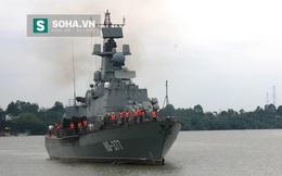 VN sẽ đóng thêm 4 tàu Molniya phiên bản mới: Luôn và ngay!