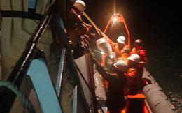 Hành trình cứu sống 20 thuyền viên gặp nạn giữa đêm trên biển Đà Nẵng