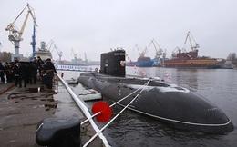 """Hải quân Nga sắp nhận đủ 6 tàu ngầm lớp """"Varshavyanka"""" mới"""