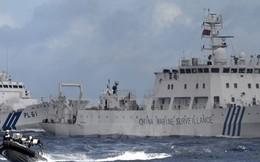 Nhật Bản tố cáo tàu Trung Quốc trang bị pháo xâm nhập lãnh hải