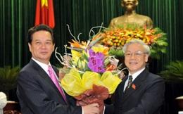 Thủ tướng xin rút để dồn tín nhiệm cho Tổng Bí thư