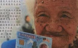 Cụ bà được cấp thẻ căn cước khi chuẩn bị bước sang tuổi 108