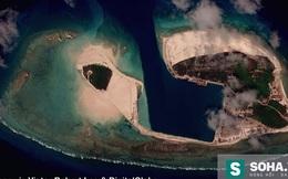 Ảnh vệ tinh vạch trần một âm mưu khác của Trung Quốc trên QĐ Hoàng Sa