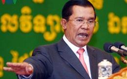 Đảng Cứu quốc Campuchia bị tố gian lận dấu vân tay gửi Quốc vương