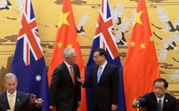 """Lầu Năm Góc nhắn nhủ: """"Úc phải chọn hoặc Mỹ hoặc Trung Quốc"""""""