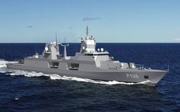Khu trục hạm hiện đại nhất của Hải quân Đức ra biển thử nghiệm