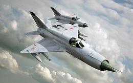 """""""Cụ ông"""" tiêm kích đánh chặn MiG-21 sẽ sống tới trăm tuổi?"""