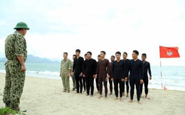 Tiêu chuẩn để trở thành đặc công biển Việt Nam