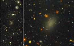 """Tìm ra """"thiên hà ma"""" được cấu tạo nên bởi 99,99% vật chất tối"""
