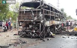 Tai nạn ở Bình Thuận: Sự thật chiếc xe máy, xác chó ở hiện trường