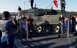 Thổ Nhĩ Kỳ bắt chính thức 16.000 người sau đảo chính
