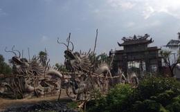 Toàn cảnh đền thờ Tổ và hình ảnh sụt cân vì tiền của Hoài Linh