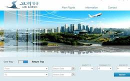 Sự cố tiết lộ Triều Tiên chỉ có tổng cộng 28 trang web