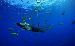 Trung Quốc bắt tàu lặn Mỹ vì quan ngại do thám?