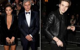 Con trai Beckham bất ngờ yêu con gái xinh như mộng của Mourinho?
