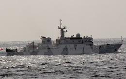 Nhật Bản lại trao công hàm phản đối tàu Trung Quốc xâm phạm lãnh hải
