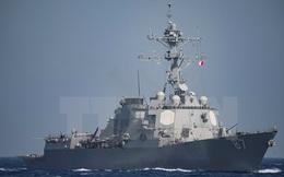 Mỹ tăng cường đóng tàu chiến để đối phó Trung Quốc và Nga