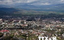 Đạn pháo Armenia bắn quân Azerbaijan bay nhầm sang đất Iran
