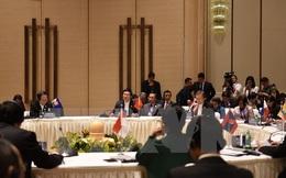 Toàn văn Tuyên bố báo chí của các Bộ trưởng Ngoại giao ASEAN