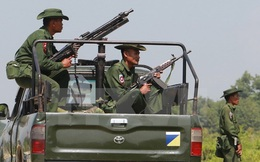 Myanmar: Các nhóm vũ trang lại tấn công quân đội ở miền Bắc