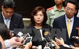 Quan chức Triều Tiên gặp chuyên gia Mỹ để bàn về hạt nhân