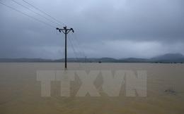 Hà Tĩnh: Huyện Hương Khê chìm trong biển nước, 13 xã bị cô lập