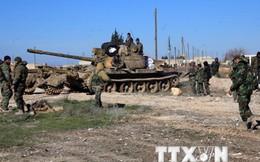 Iran ép buộc hàng nghìn người Afghanistan tham chiến ở Syria