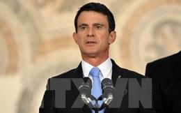 Thủ tướng Pháp Valls thông báo quyết định tranh cử Tổng thống